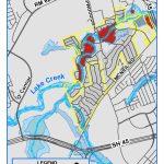 Lake Creek Flood Mitigation   City Of Round Rock   Round Rock Texas Map