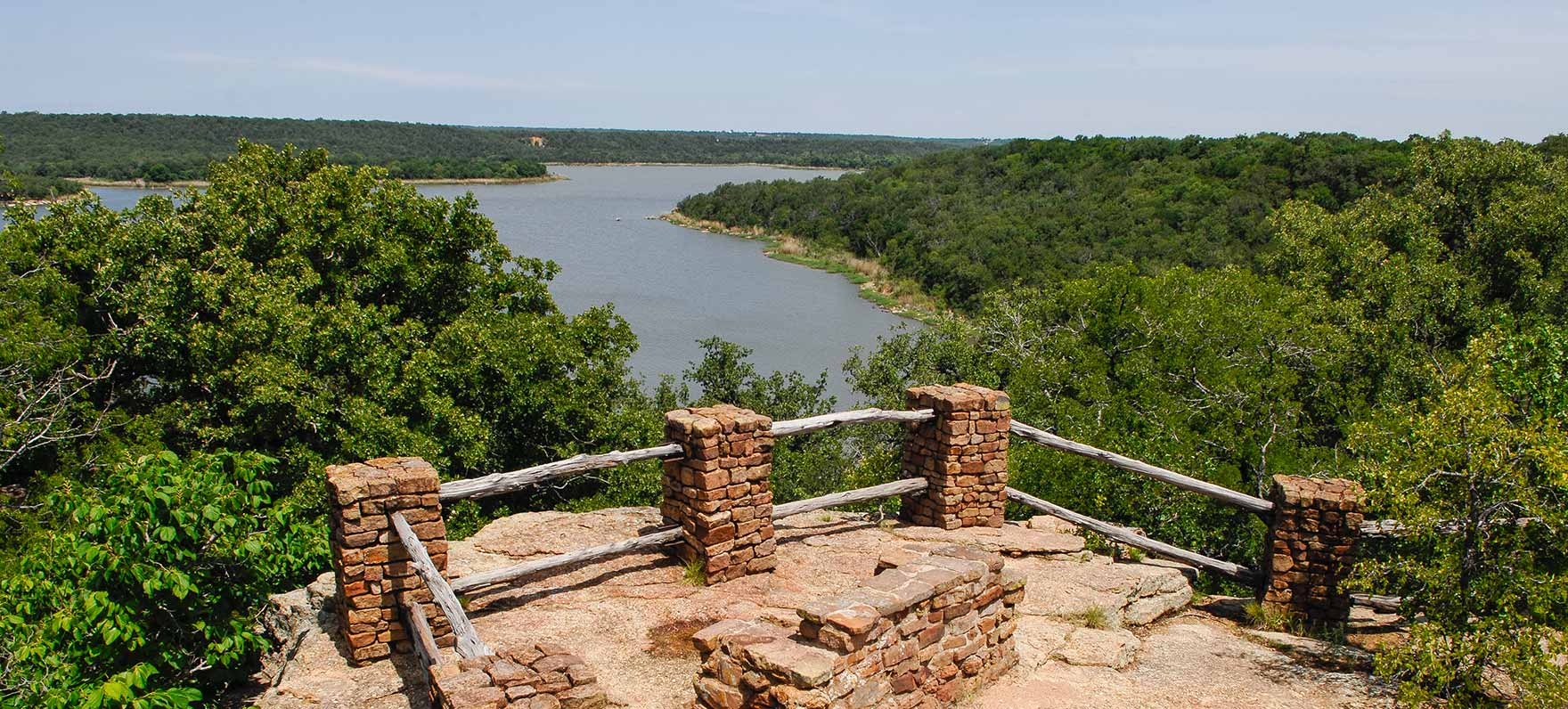 Lake Mineral Wells State Park & Trailway — Texas Parks & Wildlife - Texas State Campgrounds Map