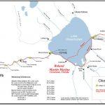 Lake Okeechobee Waterway Locks | Roland Martin Marina   Lake Okeechobee Florida Map
