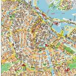 Large Amsterdam Maps For Free Download And Print | High Resolution   Printable Map Of Milan City Centre
