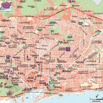 Large Barcelona Maps For Free Download And Print | High Resolution   Barcelona Street Map Printable