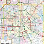 Large Dallas Maps For Free Download And Print | High Resolution And   Street Map Of Dallas Texas