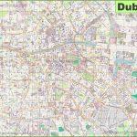 Large Detailed Map Of Dublin   Printable Map Of Dublin