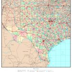 Large Detailed Map Of Texas With Cities And Towns 13 Texas Road Map – Texas Road Map With Cities And Towns