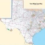 Large Detailed Map Of Texas With Cities And Towns   Texas Road Map With Cities And Towns