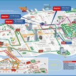 Large Detailed Printable Tourist Attractions Map Of Manhattan, New   Printable New York City Map With Attractions