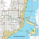 Large Miami Maps For Free Download And Print | High Resolution And   Miami City Map Printable