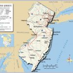 Large New Jersey State Maps For Free Download And Print | High   Printable Street Map Of Jersey City Nj