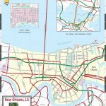 Large New Orleans Maps For Free Download And Print | High Resolution   Printable Map Of New Orleans