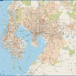 Large Tampa Maps For Free Download And Print | High Resolution And   Google Maps Tampa Florida