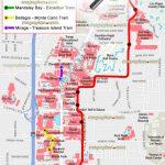 Las Vegas Maps   Top Tourist Attractions   Free, Printable City   Free Printable Map Of The Las Vegas Strip