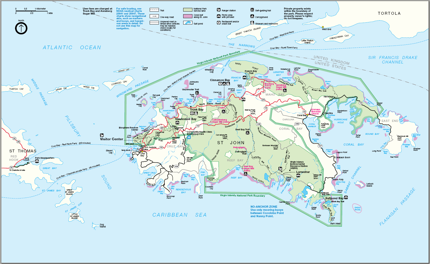 Leduck Island - Wikipedia - Printable Map Of St John Usvi