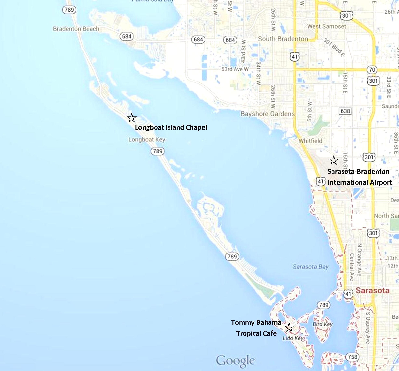 Lido Beach Sarasota Florida Map | The Best Beaches In The World - Lido Beach Florida Map