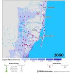 Lights Out? Storm Surge, Blackouts, And How Clean Energy Can Help   Florida Global Warming Flood Map
