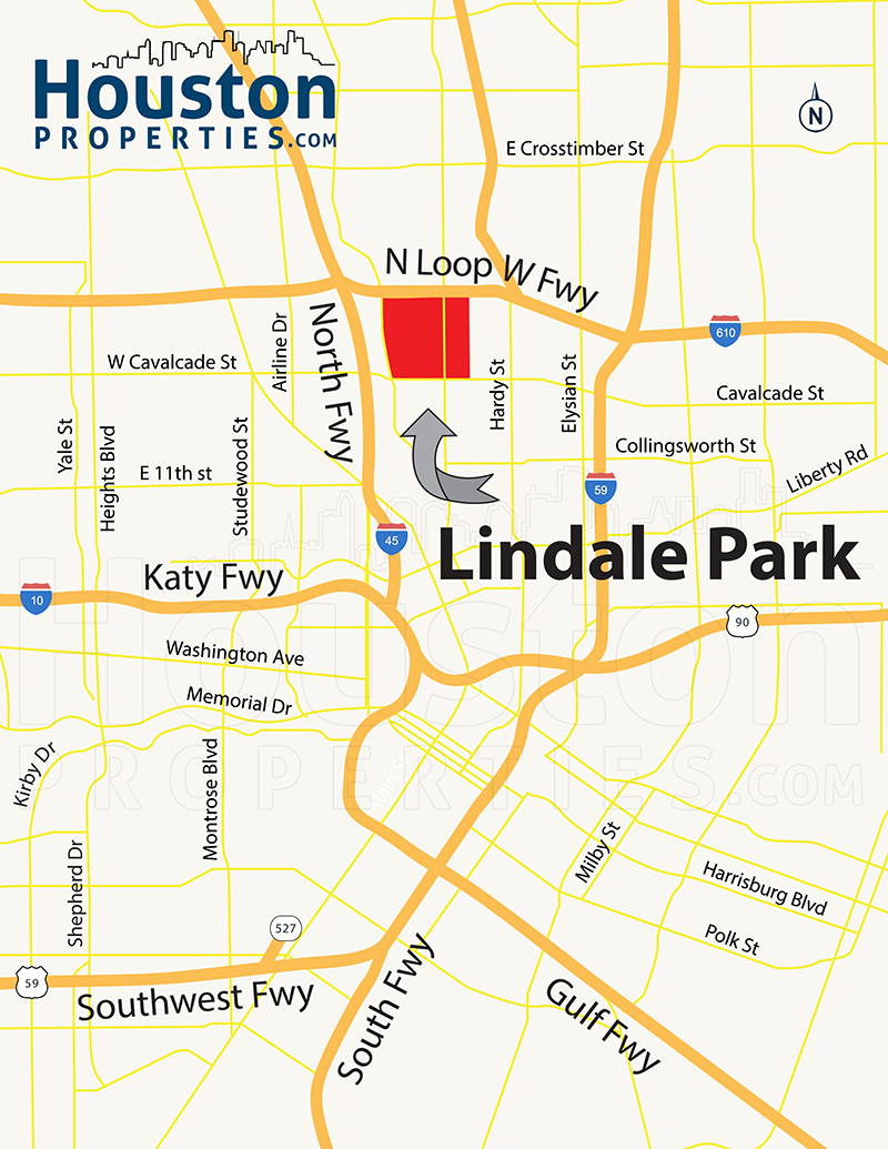 Lindale Park Houston Guide | Lindale Park Homes For Sale - Lindale Texas Map