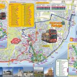 Lisbon Attractions Map Pdf   Free Printable Tourist Map Lisbon   Lisbon Tourist Map Printable