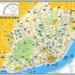 Lisbon Tourist Attractions Map   Aishouzuo   Lisbon Tourist Map Printable