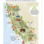 Livi Gosling   Map Of California National Parks | California Camping   National Parks In Northern California Map