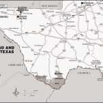 Lode Mining In West Texas   Gold Mines In Texas Map