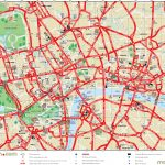 London Top Tourist Attractions Printable City Street Map   Printable City Street Maps