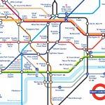 London Underground Map Printable | Globalsupportinitiative   Printable London Underground Map
