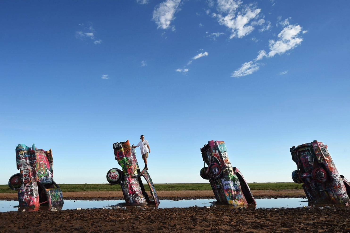 Long Car Trip? Map Out Some Roadside Attractions For Fun Along The - Roadside Attractions Texas Map