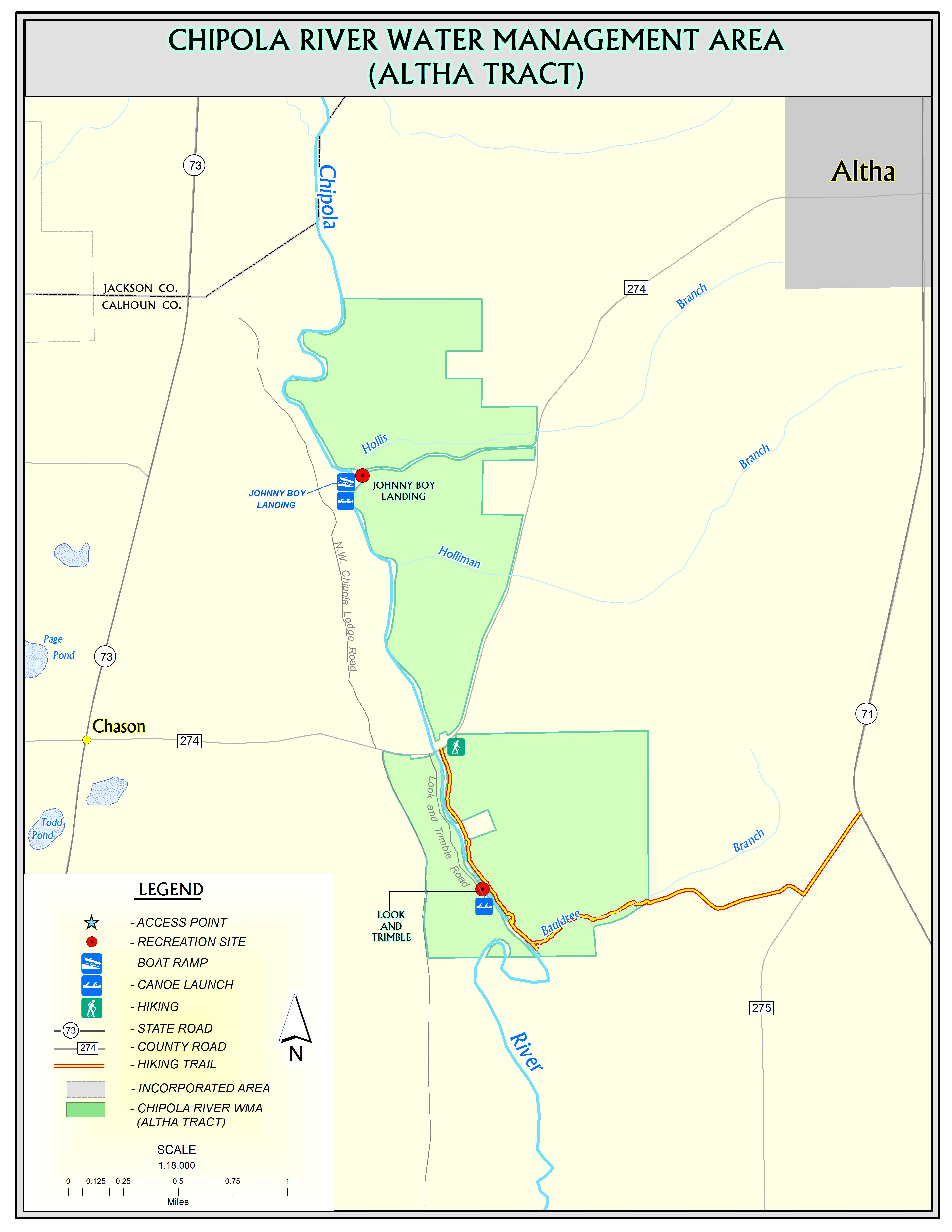 Look And Tremble | Northwest Florida Water Management District - Northwest Florida Water Management District Map