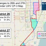 Looking At The Florida Redistricting Maps Offeredthe Plaintiffs   District 27 Florida Map