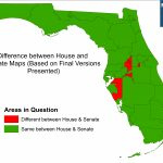 Looking At The Florida Redistricting Maps Offeredthe Plaintiffs   Florida Snake Problem Map