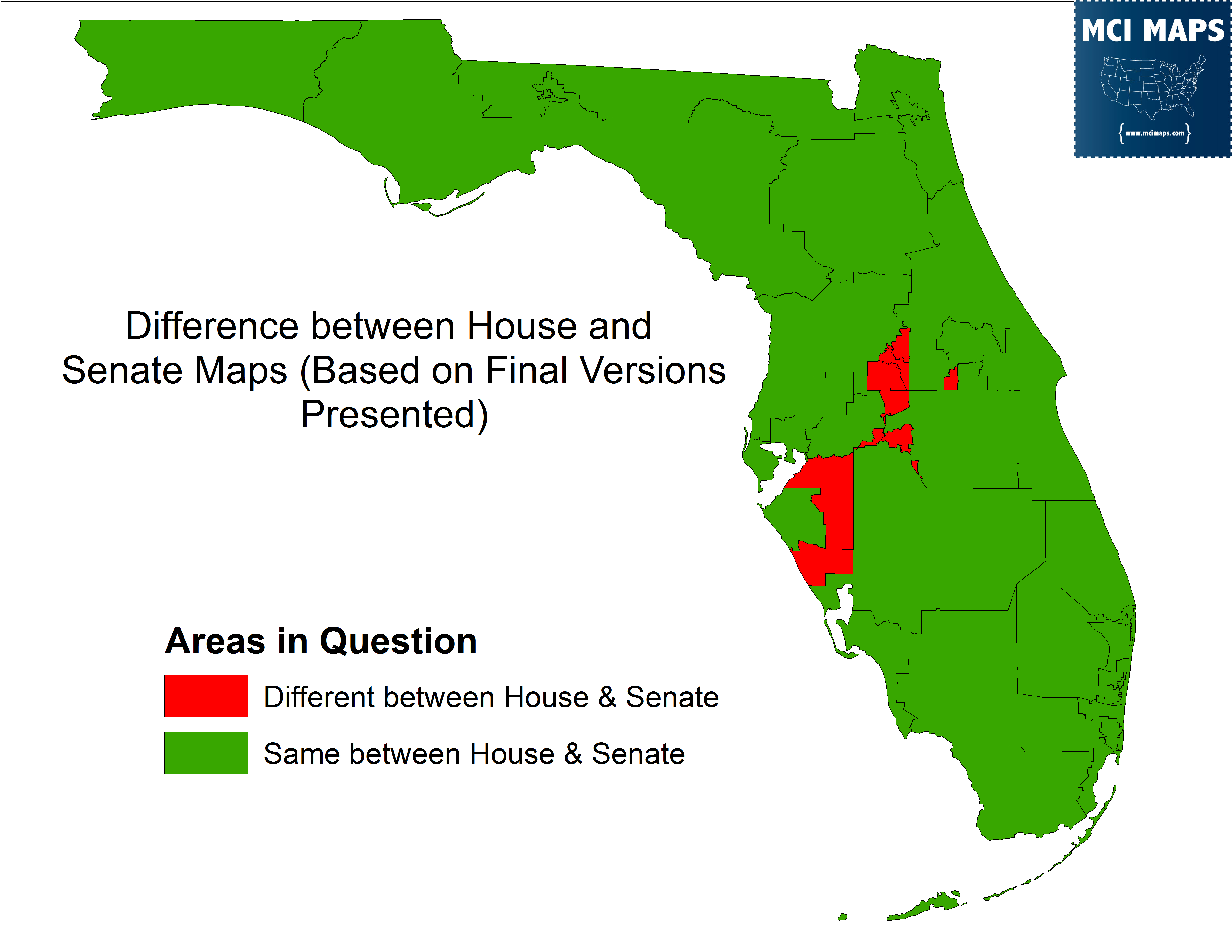 Looking At The Florida Redistricting Maps Offeredthe Plaintiffs - Florida Snake Problem Map