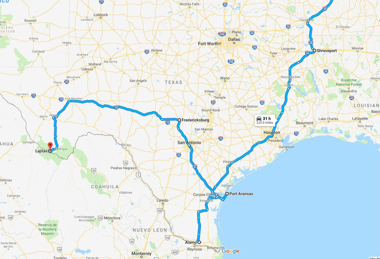 Lost Yet Found In Lajitas, Texas And Big Bend National Park - Lajitas Texas Map