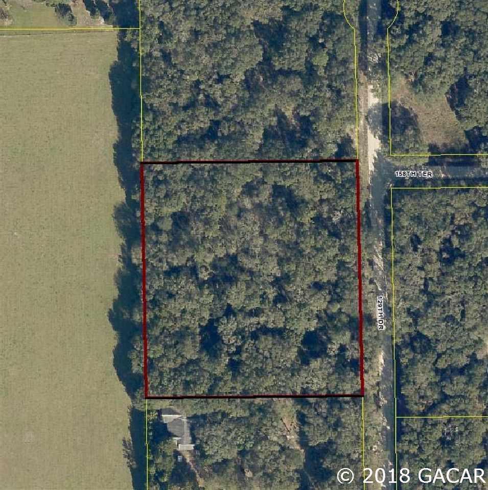 Lot 3 129Th Drive, Mcalpin, Fl 32062 (Mls #415423) :: Thomas Group - Mcalpin Florida Map