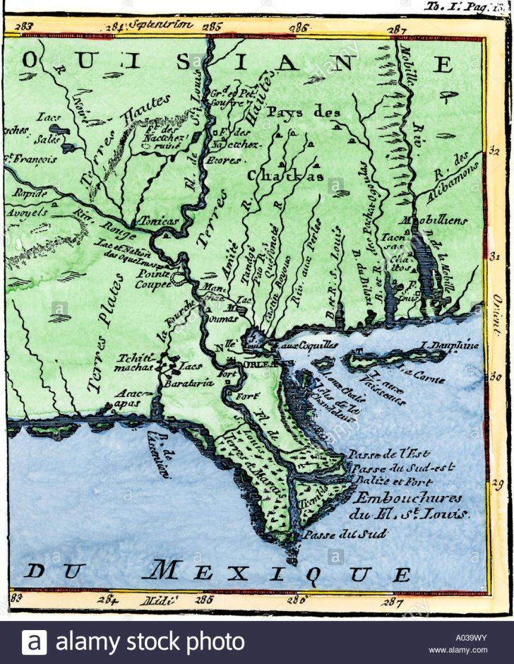 Mississippi Florida Map