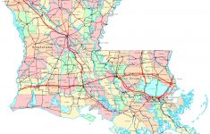 Louisiana Printable Map – Us Quarter Map Printable