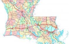Louisiana Printable Map – Us Quarter Map Printable