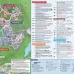 Magic Kingdom Park Map   Walt Disney World   Map Of Disney World In Florida
