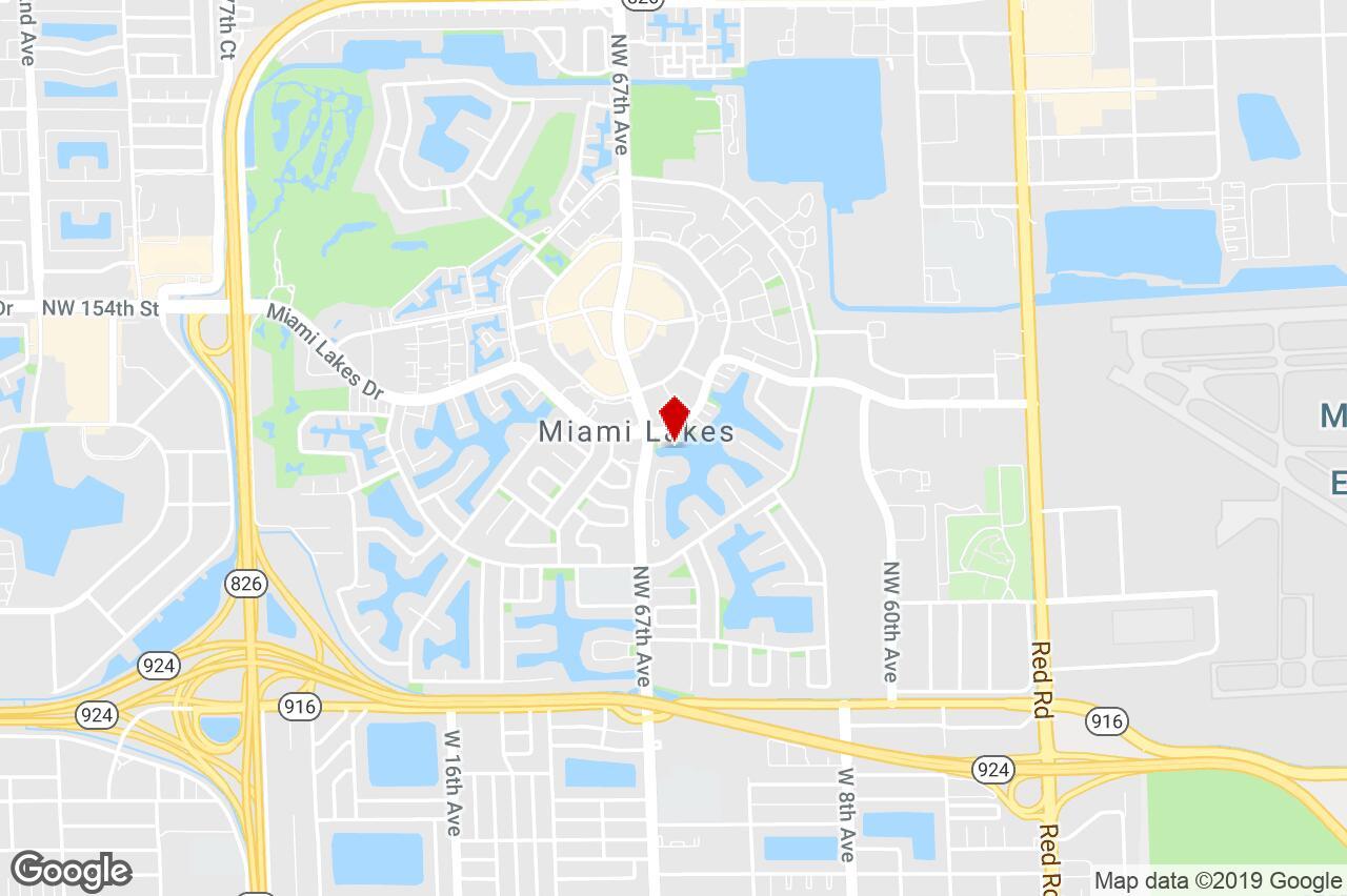 Main Stree, Miami Lakes, Fl, 33014 - Special Purpose (Other - Miami Lakes Florida Map