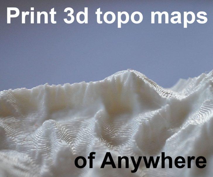 Printable Topo Maps
