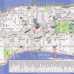 Manhattan New York Map Street Map Midtown New York City Streets Map   Printable Street Map Of Midtown Manhattan