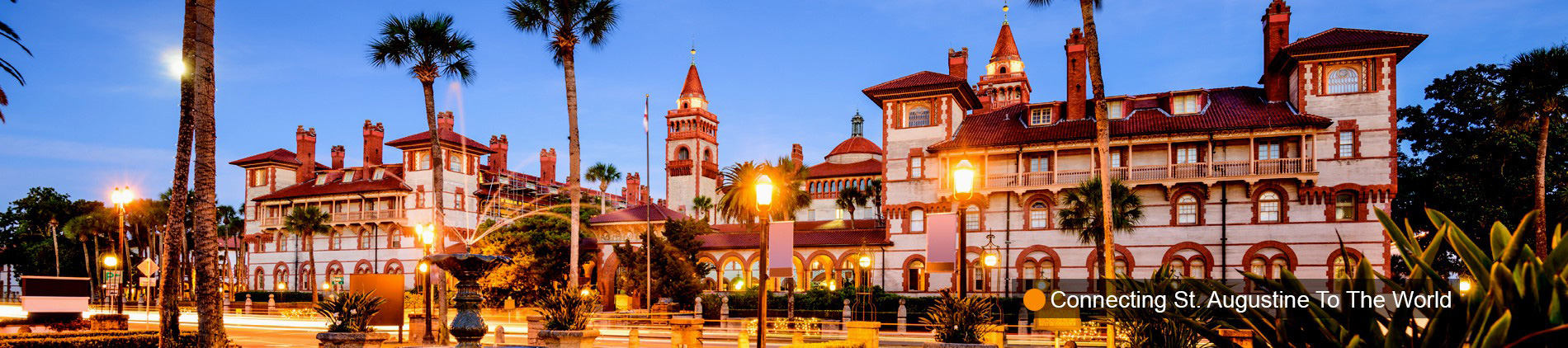 Map And Directions | St. Augustine, Fl | Oldcity - Map Of Hotels In St Augustine Florida