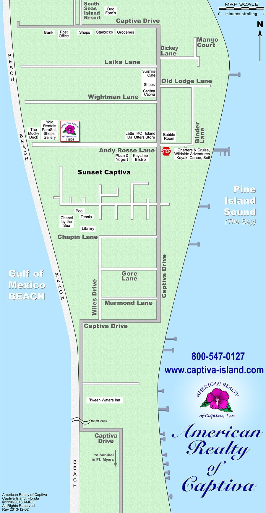 Map: Captiva Island   Sanibel And Captiva Island!!!   Captiva Island - North Captiva Island Florida Map