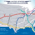 Map: Could Austin Be The High Speed Rail City Of The Future? | Kut   Texas Bullet Train Route Map