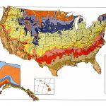 Map Downloads | Usda Plant Hardiness Zone Map   Usda Map Texas