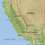 Map Google Maps California Map Of California Sierra Nevada Mountains   Sierra California Map