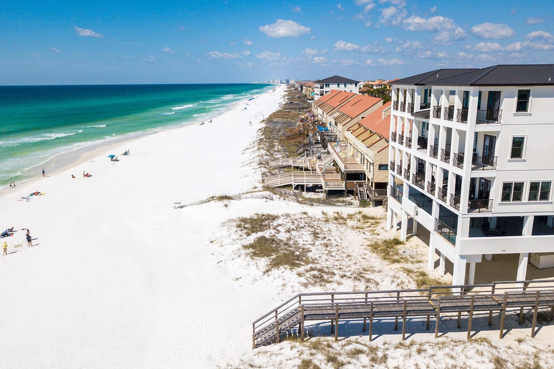 Map Isle Destin Florida Condos Holiday - Map Of Destin Florida Condos