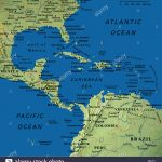 Map Maps Usa Florida Canada Mexico Caribbean Cuba South America   Map Of Florida And Caribbean