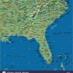 Map Maps Usa Florida Caribbean Stock Photo: 3933732   Alamy   Map Of Florida And Caribbean
