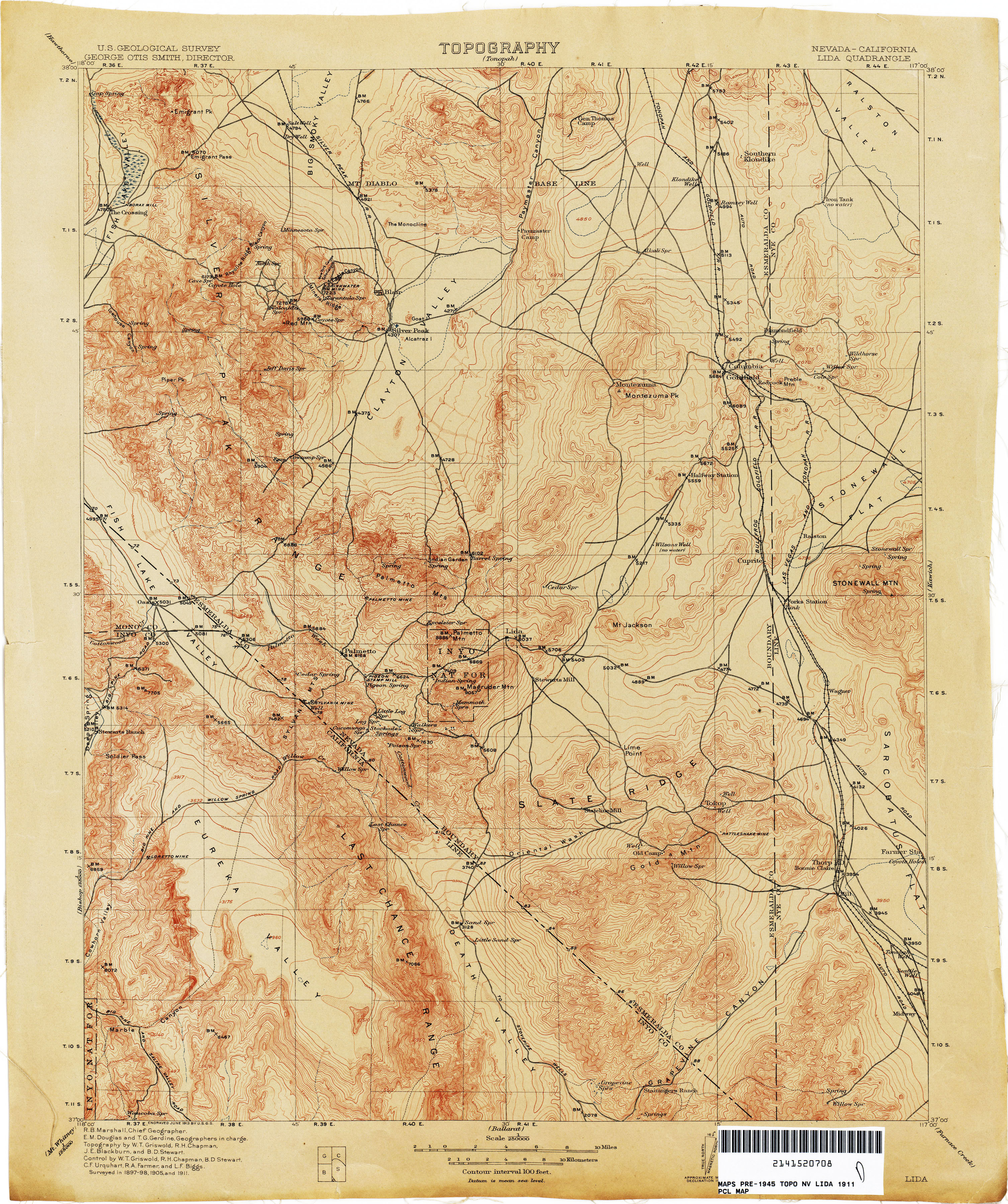 Map Of Abandoned Mines In California Valid Nevada Historical - Map Of Abandoned Mines In California