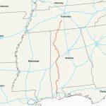 Map Of Alabama And Florida Highways | Secretmuseum   Us Map Of Alabama And Florida