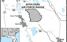 Map Of Avon Park Air Force Range, Florida. An Air Force Wildland – Lackland Texas Map
